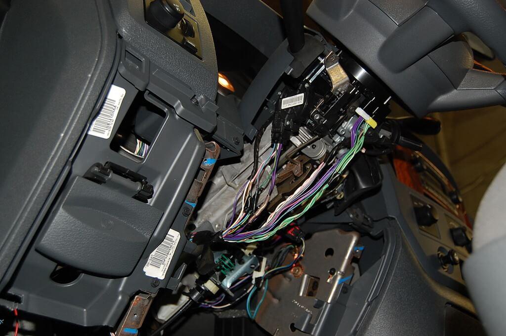 2008 dodge ram 1500 remote start not working