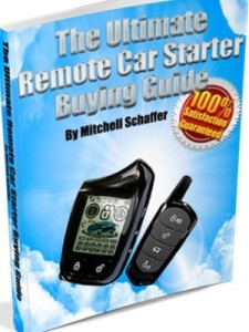 The Ultimate Remote Car Starter Buying Guide