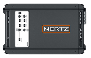 Hertz HDP series Amplifier