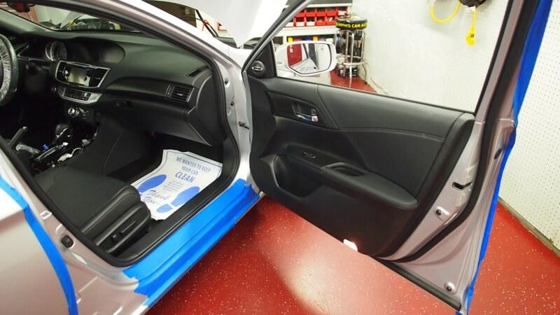 2017 Honda Accord Doors