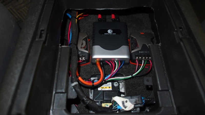 Chevy Suburban Speaker Issue Leads to Speaker Upgrade and Amplifier
