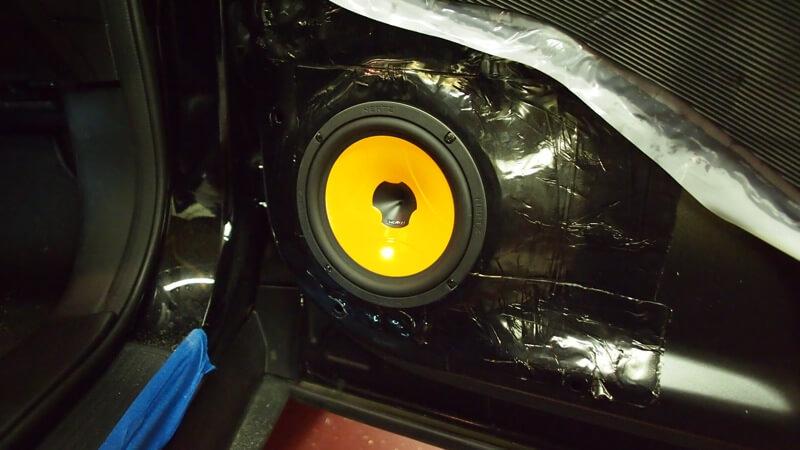 Honda Audio Upgrade for Alburtis Client's CR-V