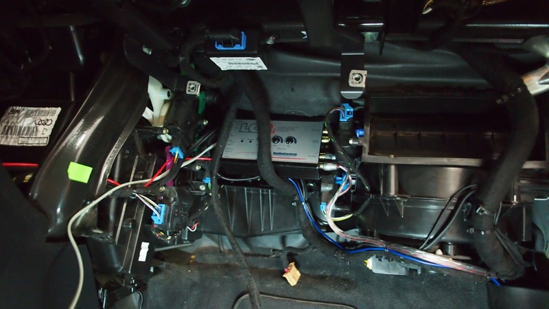 Sub and Amp Installation in 2004 Audi A4 Cabriolet | Car Audio