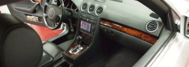 Sub and Amp Installation in 2004 Audi A4 Cabriolet