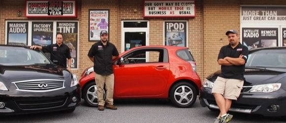 Scion IQ Is First In A Series of Mobile Edge Demo Vehicles