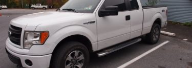 Nesquehoning Ford F150 Gets Bass Upgrade
