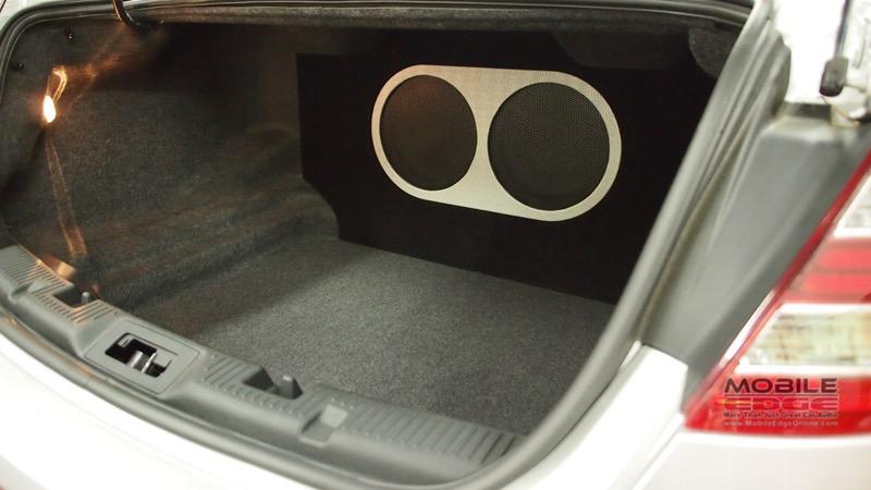 Ford Taurus Audio