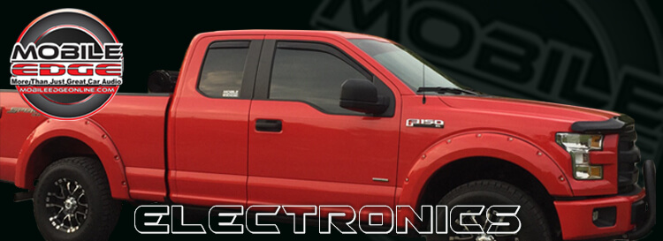 F150 Electronics Upgrade
