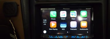 Apple CarPlay Added to 1995 Mustang from Palmerton