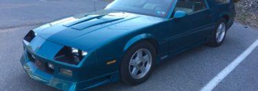 1992 Chevrolet Camaro from Lehighton Gets New Radio and Speakers
