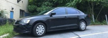 Volkswagen Jetta Remote Starter And Tint Addition To Shop Demo Vehicle