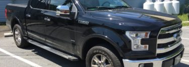 Hertz And Audison Gear For New Holland Ford F-150 Audio Upgrade