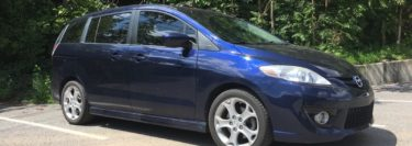 Repeat Tamaqua Client Adds Mazda 5 Remote Starter