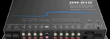 Product Spotlight: AudioControl DM-810 Digital Signal Processor