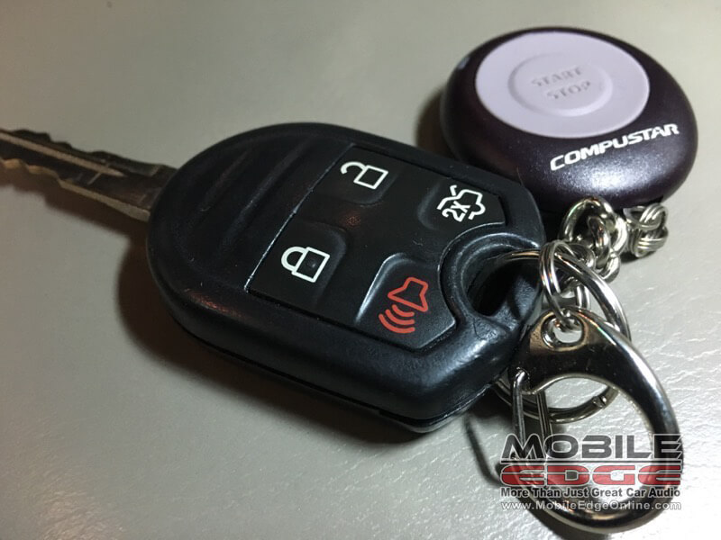 Ford Explorer Remote Start