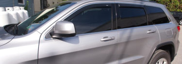 Tamaqua Client Finishes Grand Cherokee Upgrades With Jeep  Audio System