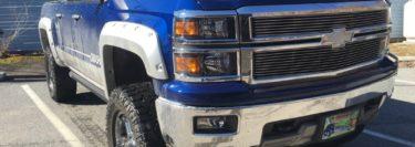 Chevy Silverado Side Steps Add Convenience for New Philadelphia Client