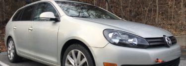 Volkswagen Jetta Wagon Radio Upgrade and Backup Camera System