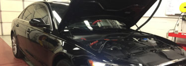 Long-time Jim Thorpe Client Gets Audi A6 Window Tint