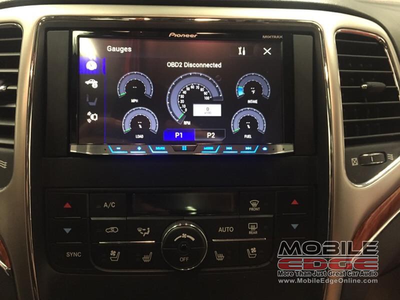 Stunning Grand Cherokee Audio Upgrade For Slatington Jeep Client