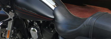 Harley-Davidson Road Glide Radio Upgrade for Stroudsburg Client