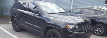 Andreas Client Improves Jeep Grand Cherokee Audio and Safety