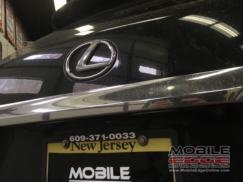 Lexus Remote Start >> Bloomfield Client Comes To Mobile Edge For Lexus Rx350