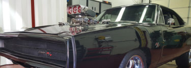Classic Dodge Charger Audio System for Schuylkill County Client