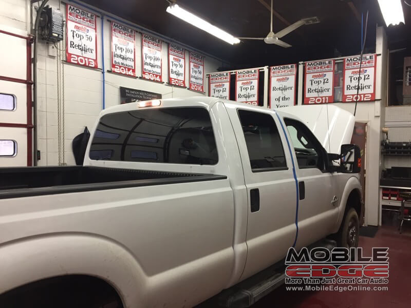 Northampton ford f 350 stereo system built in 2 stages ford f 350 stereo fandeluxe Gallery