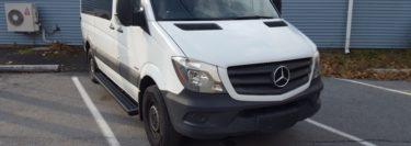 Lehighton Clients Adds Mercedes Sprinter Truck Accessories