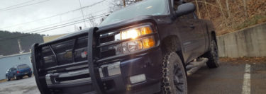 New Ringgold Truck Owner Adds Grille Guard to Chevy Silverado