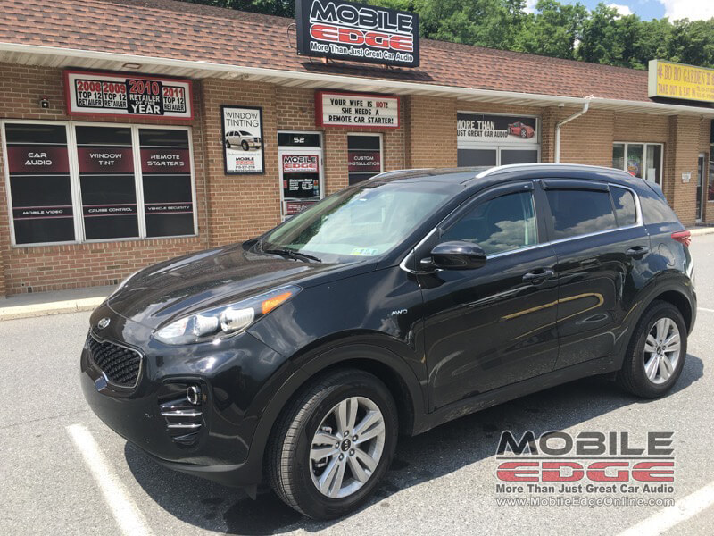 Hazleton Client Seeks 2017 Kia Sportage Backup Camera Solution