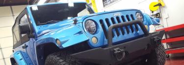 2010 Jeep Wrangler Audio Fix & Upgrade