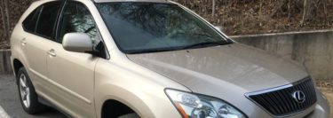 Allentown Client Adds Lexus RX350 Backup Camera System