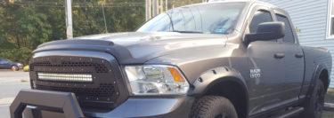 Ram 1500 Truck Accessories for Lehighton Client