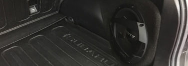 2017 Subaru Crosstrek Subwoofer Upgrade for Allentown Client