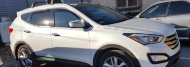 Germansville Client Adds Remote Start to 2016 Hyundai Santa Fe
