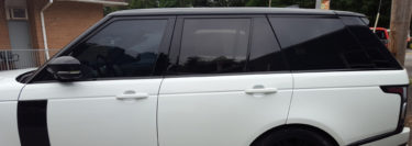 Repeat Client Goes with 3M Color Stable Tint on 2019 Range Rover