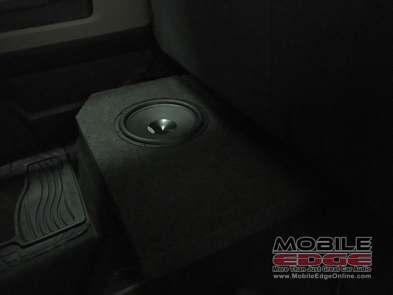 Slatington Dodge Client Gets Ram Radio and Speaker Replacement