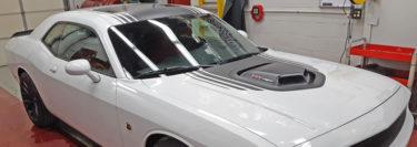 Albrightsville Dodge Challenger Audio System Upgrade