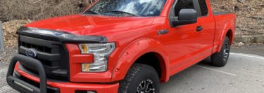 Mobile Edge 2015 Ford F150 XL 4X4 SuperCab is FOR SALE – Lots of Extras!