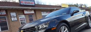 Repeat Lehighton Client Brings In 2015 Chevrolet Camaro for Window Tint