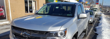 Lehighton Client Adds Weather Protection to 2017 Chevrolet Colorado