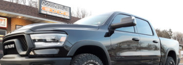 Lehighton Client Adds Tint and LED Tail-light Bar to 2019 Ram 1500