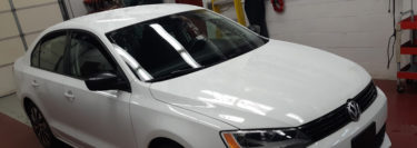 Summit Hill Client Adds 3M Color Stable Tint to 2014 Volkswagen Jetta