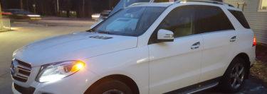 Lighting Upgrade for Sandy Hook Mercedes-Benz GLE 350 SUV