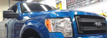 2014 Ford F-150 Gets Bed Cover Upgrades and Window Tint