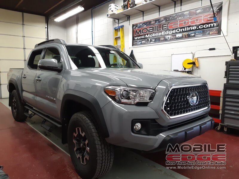 2018 Toyota Tacoma from Hazelton Gets Upgraded With 3M