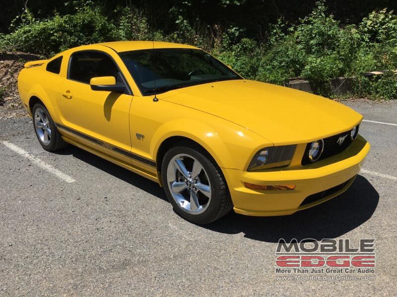 Mustang Camera