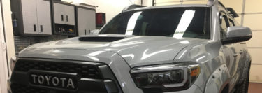 LED Lighting, Starter and Tint for Dallas-based Toyota Tacoma